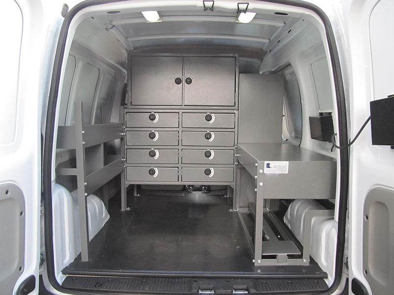 Crown Lift Trucks - Renault Kangoo - Manutenção de Empilhadeira