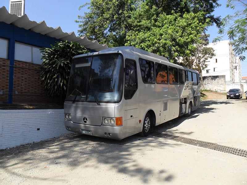 A Eco X realizou a adequação do Ônibus Rodoviário para a Mercedes-Benz