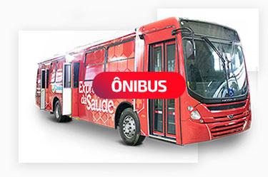 Fabricação Unidade Móvel Saúde em Ônibus