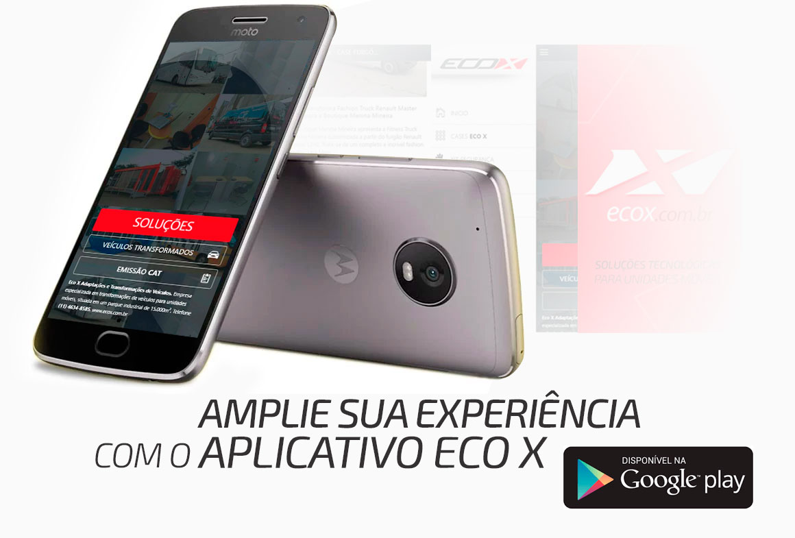 Amplie sua Experiência com o Aplicativo Eco X para Google Android